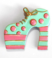 Shoe-brooch
