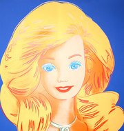 Barbie-warhol