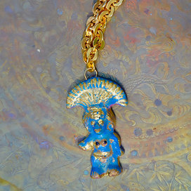 Azteque-necklace